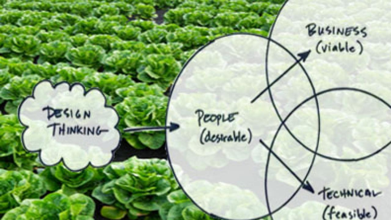Design Thinking for Food